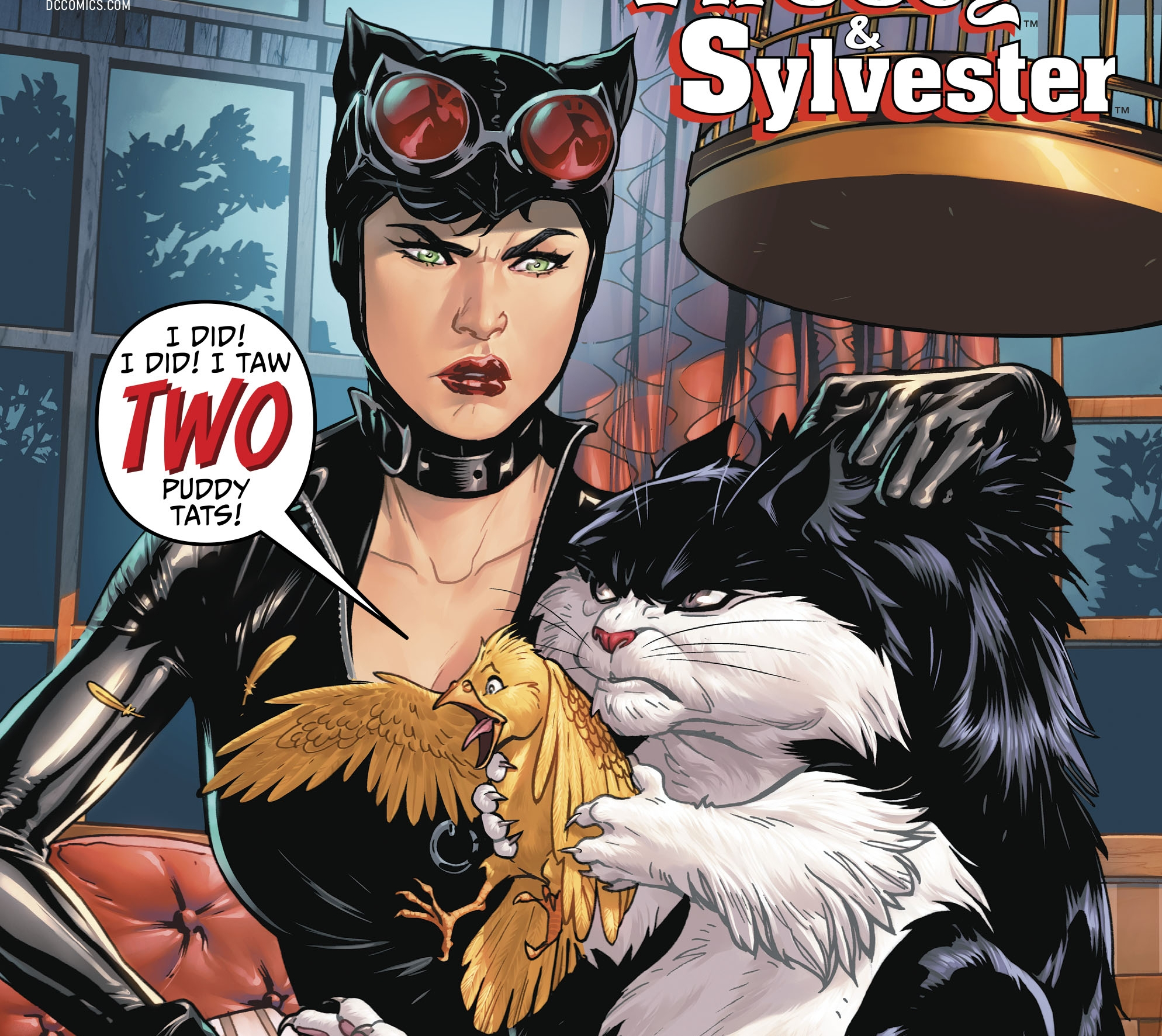 Catwoman Tweety & Silvester special