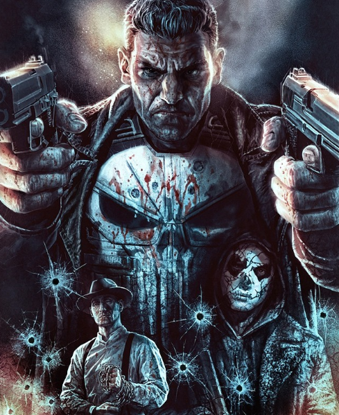 Lee Bermejo The Punisher