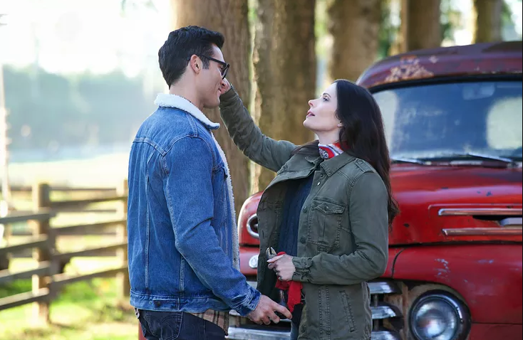 Kent y Lois The CW