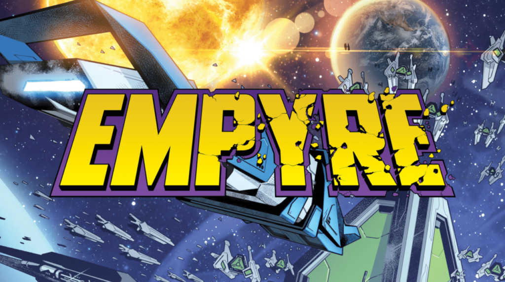 Empyre Marvel Comics