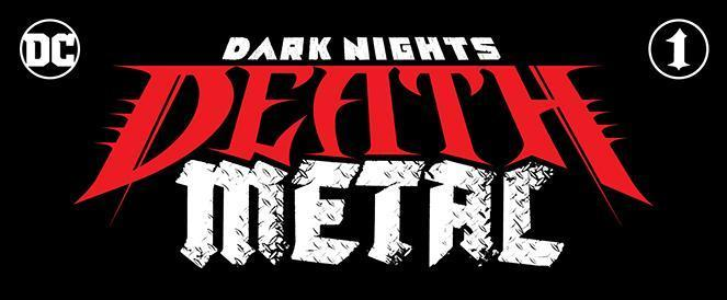 PORTADAS DE DARK NIGHTS: DEATH METAL