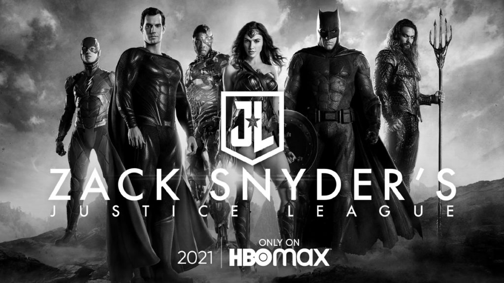 Sny Cut Justice League