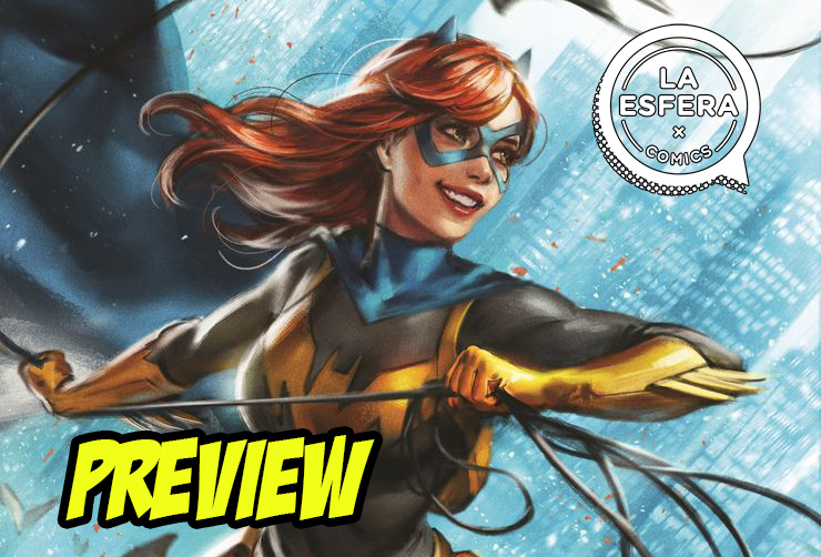 Preview de Batgirl 48
