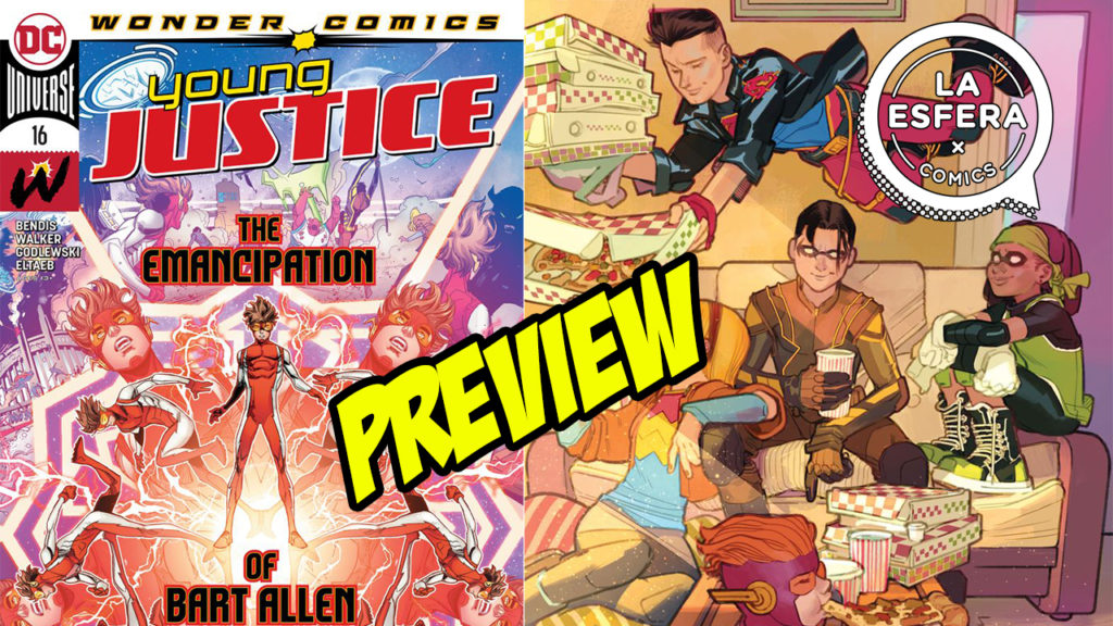 Young Justice 16.
