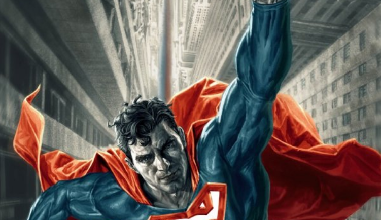 Superman Lee Bermejo.