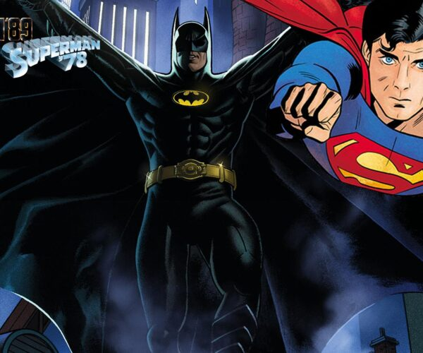 DC lanzará Batman ´89 y Superman ´78.