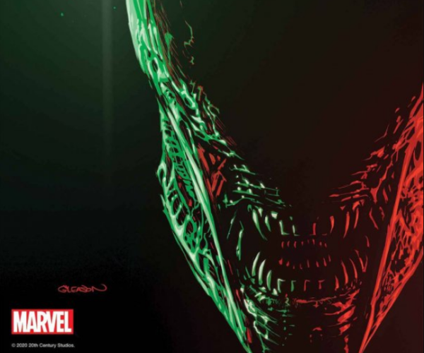 Marvel lanza el trailer de Alien #1.