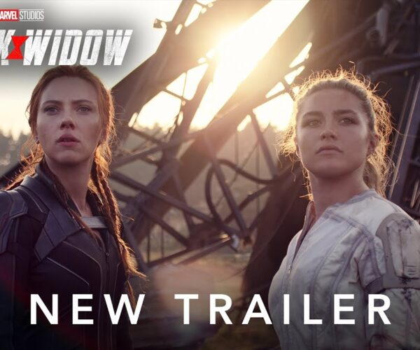 Black Widow con nuevo trailer.